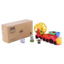 Trem Fisher-price Little People Animal Sounds