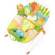 Cadeira Cadeirinha Descanso Bebe Florestal Bright Starts