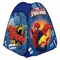 Barraca Infantil Portátil Spider Man Zippy Toys Bp1502