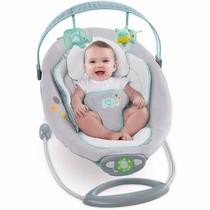Cadeirinha Descanso Musical Automática Para Bebê Ingenuity