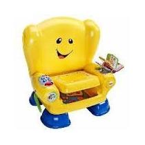 Cadeira Poltrona Aprender E Brincar Bebê Fisher Price Matt