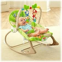 Cadeira De Descanso Fisher Price Crescendo Comigo Am Bcd28