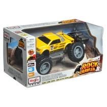 Carro Controle Remoto Maisto Rock Crawler Jr.