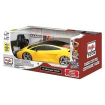 Carro Controle Remoto Maisto 1:10 Lamborghini Gallardo
