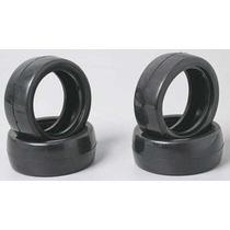 Duratrax Tire Slick W/foam Street Force Gp (4) Dtxc9722