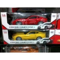 Carro De Controle Remoto - Ferrari 599 Gtb Fiorano