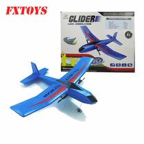 Avião De Controle Remoto Fx-8022.4g 2ch 310mm