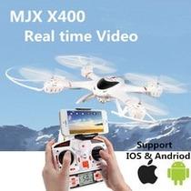 Drone Quadricóptero Mjx X4005 Profissional Câmera Hd Fpv