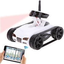 Tanque Espião Controlado Por Iphone/android Frete Gratis