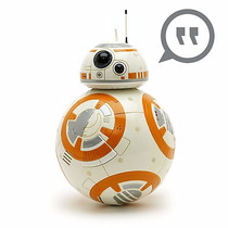 Bb-8 Talking Figure - 24 Cm - Star Wars: The Force Awakens