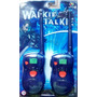 Rádio Walk Talk (walkie Talkie) Infantil Azul