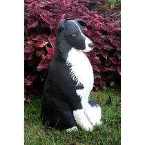 Escultura Do Seu Cão Com 10 Cm - Todas As Raças Ou Srd