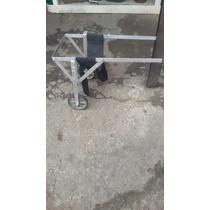 Cadeira De Rodas Para Cães Médio E Grande Porte