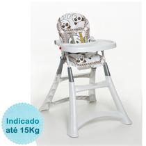 Cadeira De Alimentação Premium - Panda Galzerano