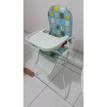 Cadeira Para Alimentação Infantil Burigotto