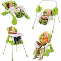 Cadeira 4 Em 1 - Fisher Price