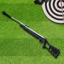 Carabina Calibre 5,5 Mm F22 Nitro X1000, Cromado Preta - Cbc