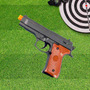 Pistola Airsoft Calibre 6,0 Mm G22 Spring Full Metal Galaxy