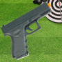 Pistola Airsoft Calibre 6,0 Mm G15 Spring Full Metal Galaxy