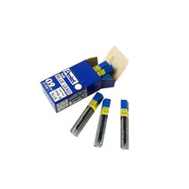 Grafite - Mina - Pentel 0.9 - Azul - Made In Japan - Ppb-9