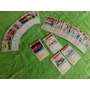 Lote 55 Cartas Card Game Super Carros Minitoys Super Resam