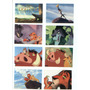 21 Cards The Lion King Il - Skybox - Ano 1995