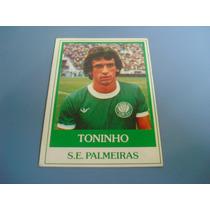 Card Ping Pong 26 Toninho Palmeiras