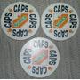 3 Caps Sukita - Estilo Tazo Elma Chips