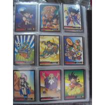 Dragonball Cromo Cards Coleção Completa