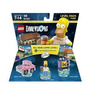 Lego Dimensions Simpsons Level Pack