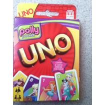 Jogo De Cartas Uno - Polly Pocket