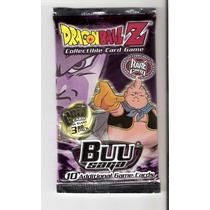 Lindo Pack Lacrado Card Games Dragon Ball Z - Americano !!!
