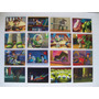 80 Cards Toy Story - Skybox - Diferentes - Ano 1995