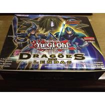 Dragons Legend Booster Box - Box De Dragões Das Lendas-pt