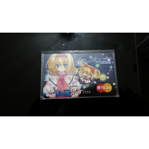 Alice Margatroid Toho Gold Card Golden City Factory Anime