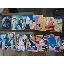 85 Card´s Dragon Ball, Z, Z - 2, 7 Dourados, + Porta Card