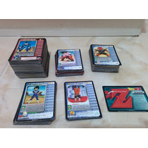 Lote De Cartas Dragon Ball Z Ccg - Score/panini