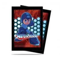 Protetor De Deck Cards Ultra-pro Megaman