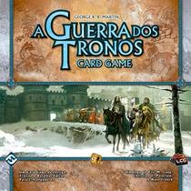 A Guerra Dos Tronos Card Game - Board Game