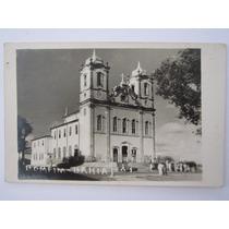 Foto Postal Antiga Igreja Do Bomfim Salvador Bahia