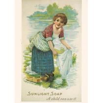 Yyy-16907- Postal Sunlight Soap