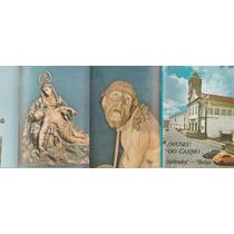 Postal Antigo Sanfonado - Museu Do Carmo Ba - Dec 1970 - Ah1