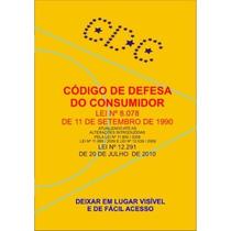 Cdc - Código De Defesa Do Consumidor - Atualizado Até 2015