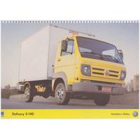 Pôster: Caminhão Volkswagen Delivery 5-140 / Ano: 2008