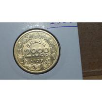 2000 Réis De 1939 (floriano Peixoto) - Soberba