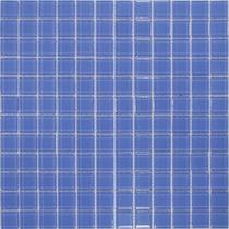 Pastilha Azul Médio De Vidro Cristal De Alto Brilho R$ 11,90