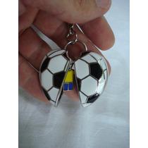 Chaveiro Brasil Copa 2014 Bola 3d