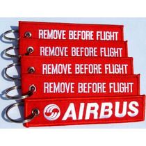 Remove Before Flight / Airbus - Pilotos Comissarias (os)