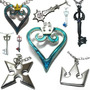 Colares Anime Kingdom Hearts - Sora Crown Cosplay Game Ps3