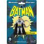 Chaveiro Batman 3 Figura De Borracha Krb-3901